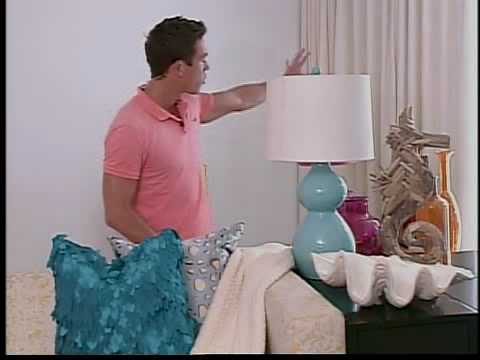 HGTV'S David Bromstad Tips To Help You Add Bold Colors