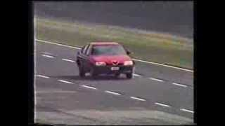 Alfa Romeo 164 promotional video 4 of 5 - Vehicle overview