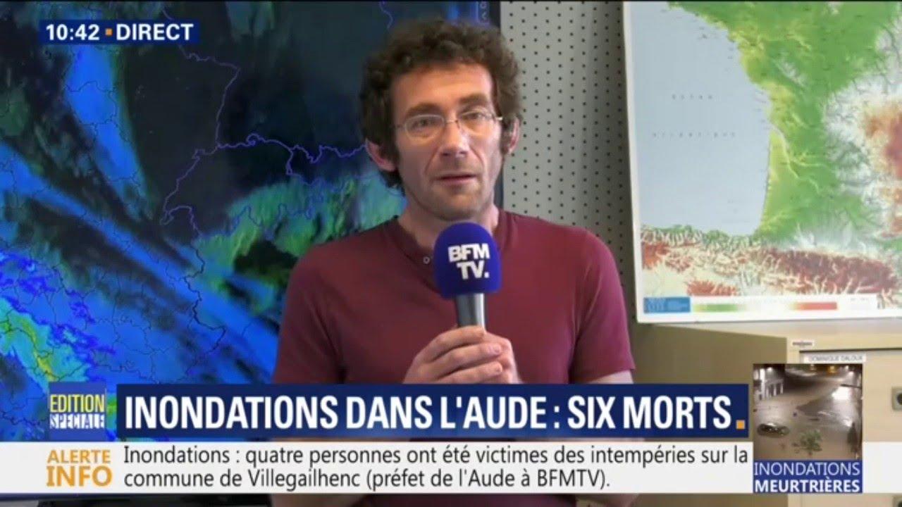 """Météo France prévoit """"des précipitations intenses"""" sur l'Hérault cet après-midi"""