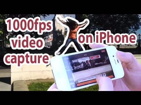 Download Youtube: 1000fps Super Slow Mo on iPhone (SloPro tutorial)