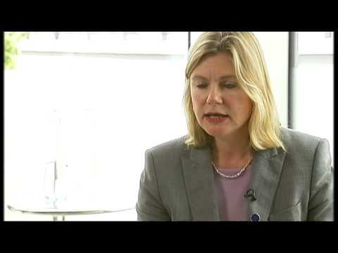 Greening responds to Prism surveillance 'scandal'