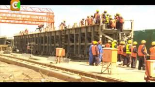 SGR Construction Progress