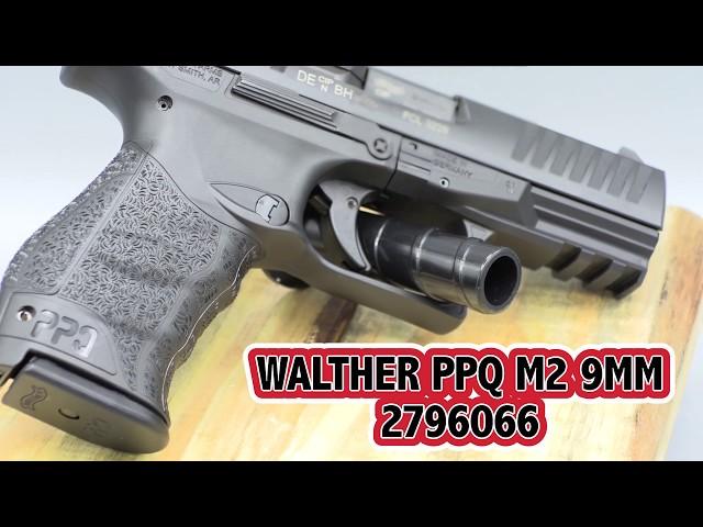 Walther PPQ M2 9mm Spotlight