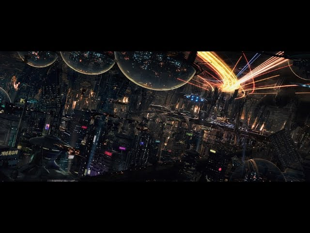 究極の映像美!リュック・ベッソンSF最新作『ヴァレリアン 千の惑星の救世主』特報