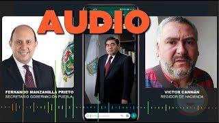 Miguel Barbosa Habría Impuesto Funcionarios A Patjane, Revela Audio #puebla