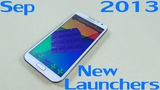 Best Android Launchers 2013 (New Launchers) : Review #9