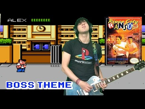 River City Ransom OST - Boss Fight Theme - A Tough Fight - Remix/Cover