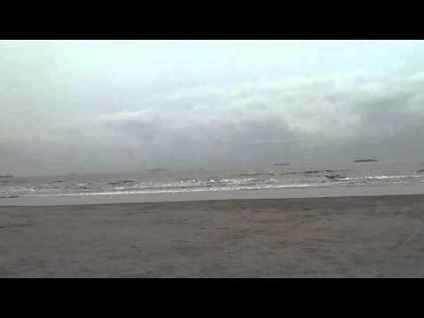 anwara sea beach