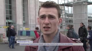 Présidentielle : Lutte Ouvrière mène campagne dans les Yvelines