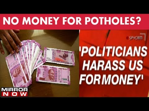 Want a project? Pay bribe to netas, reveal contractors  - The News