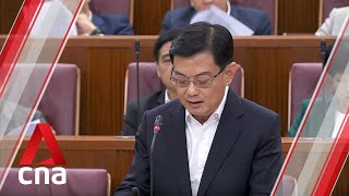 Heng Swee Keat raises motion for WP MPs to recuse themselves from AHTC financial matters