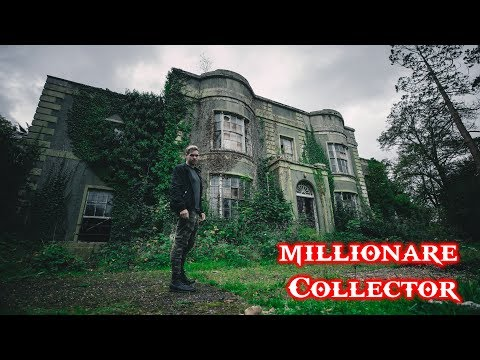 Abandoned MILLIONAIRE'S Mansion - UK  (The Collector)