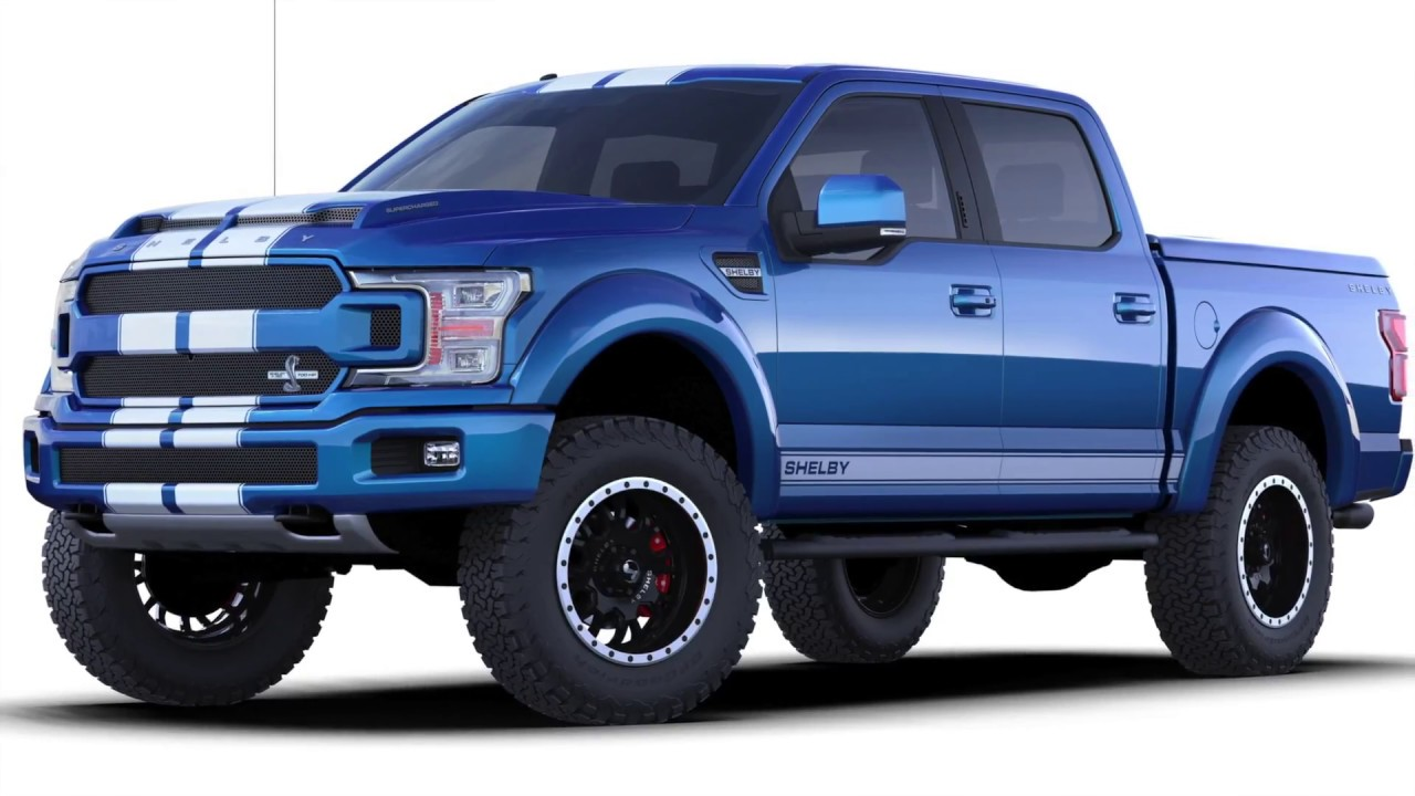 2018 shelby f 150 upgraded performance pre order now