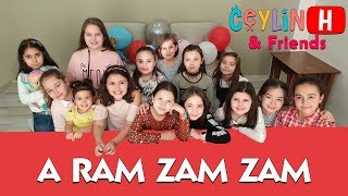 ceylin h friends a ram zam zam nursery rhymes super simple kids songs sing dance