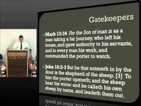 Spiritual warfare   Gatekeepers