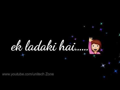 ❤ Mere College Ki 1 Ladki hai 👧 || Whatsapp status video 2017