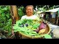 - Yogyakarta Village Food - EXOTIC INDONESIAN FEAST in Jogja! Eating JAVANESE FOOD in Indonesia!!
