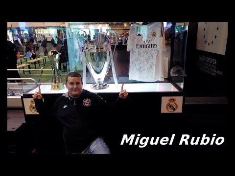 Vídeo homenaje para Miguel Rubio