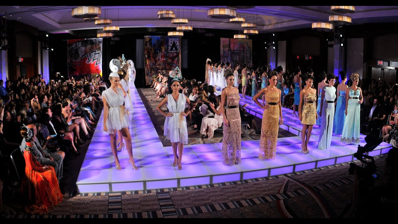 Model Casting - Couture Fashion Week 67