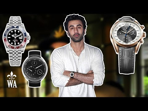 Ranbir Kapoor Expensive Watch Collection