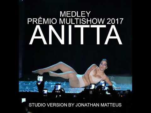 Anitta multishow 2017