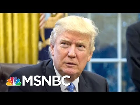 NYT: Donald Trump Tried To Oust 'Idiot' Sessions Over Russia   The Beat With Ari Melber   MSNBC