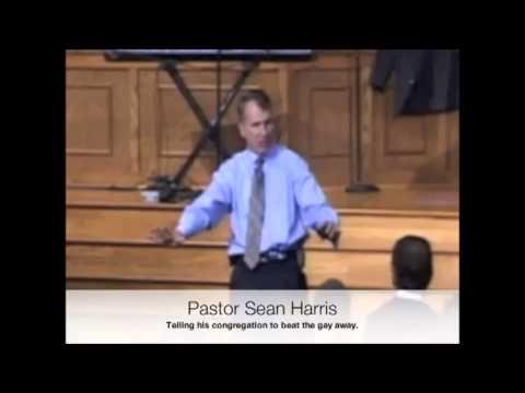 Sean Harris Tells His Congregation to Beat the Gay Away