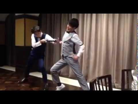 結婚式の余興でエグスプロージョンがする乳首ドリルを踊ってみたんすけれども