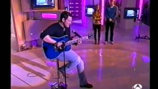 Manu Tenorio (EL DIA DE MI SUERTE) en directo  TV 23  4 - 2010.