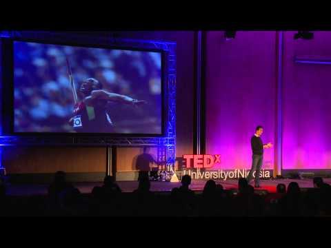 Technology and life | Stefanos Loukakos | TEDxUniversityofNicosia