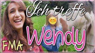 Ich treffe WENDY ✮ am Filmset von Wendy - der Film  ♥ Dreharbeiten BACKSTAGE