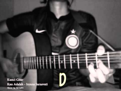 (Kunci Gitar) Kau Adalah - Isyana Sarasvati