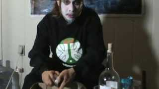 14.3G in da Blunt Klownin Wiz aint got shit Krazie Klownz Rollin Hella Weed