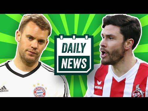 Hector: BVB oder FC Bayern? Sommer & Cuisance in die Serie A? Wann kommt Neuer wieder? Daily News