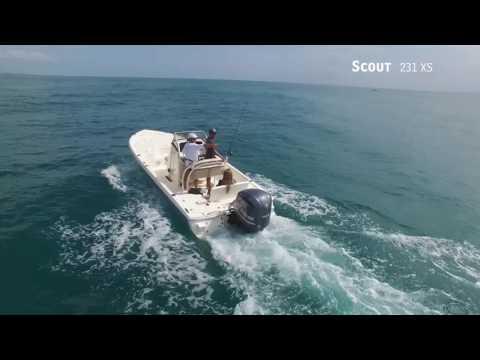 Florida Sportsman Best Boat - Dolphin 16, Scout 231, Boston Whaler 330