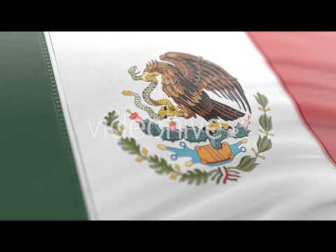 Stock Photorealistic Mexico Flag Youtube
