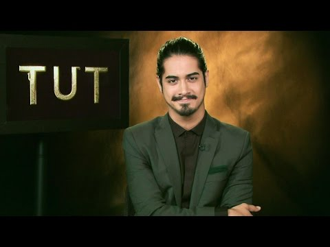 Not easy being king: Avan Jogia on taking role of 'Tut'