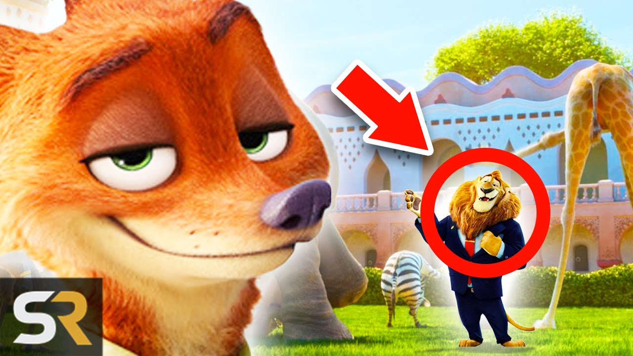 20 hidden disney movie secrets you definitely missed kym
