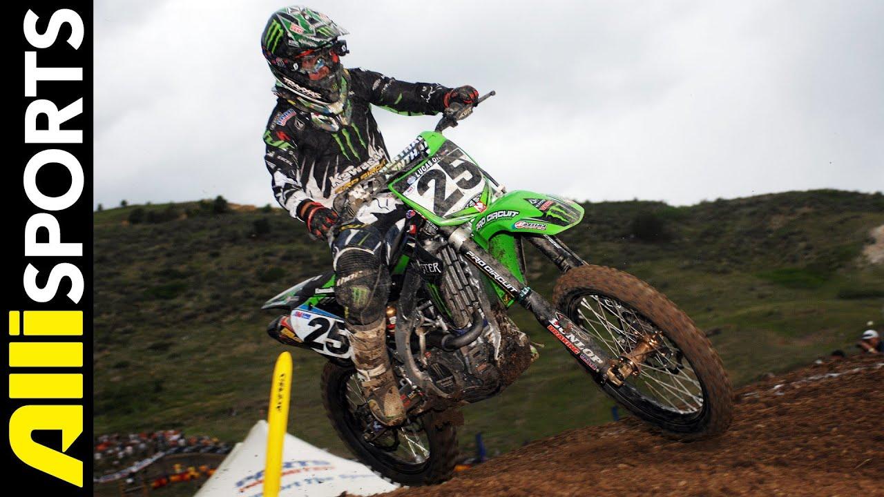 Broc Tickles Monster Energy Pro Circuit Kawasaki Motocross Setup 2012 Alli Sports