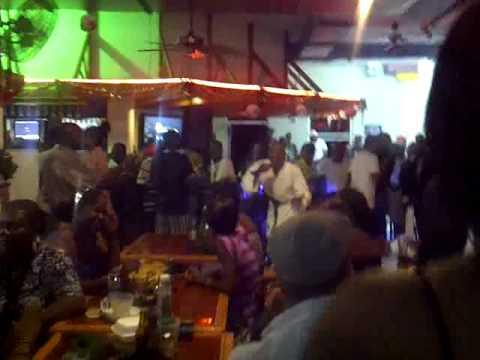 Grenada karaoke finals- Keivon