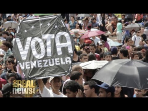 US Meddling in Venezuela's Elections