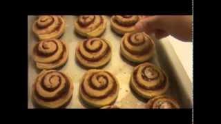 Cinnamon Roll Recipe(yeast Free)