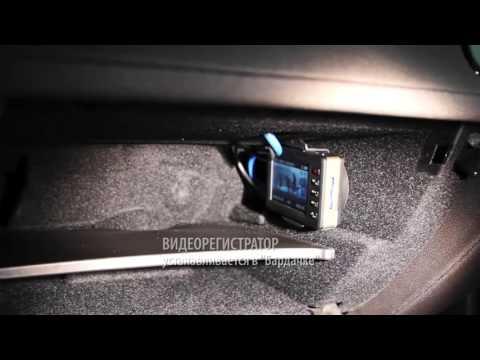 Подклюение Видеорегистратора на штатный монитор Cadillac