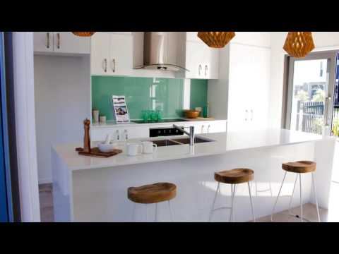 Oceanside Birtinya Display Home at 7 Lighthouse Circuit Kawana - Thompson Sustainable Homes