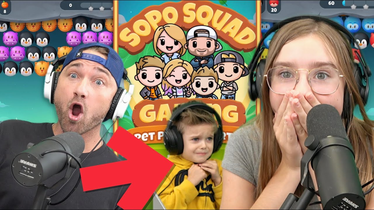 Download What Makes Colty Cry When We Play Our NEW Sopo Squad Gaming APP For the FIRST TIME?!