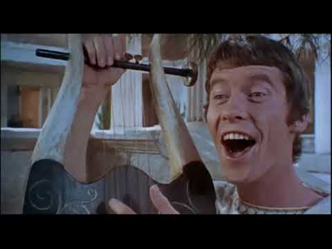 A Funny Thing Happened On The Way To The Forum (1966) - movie trailer