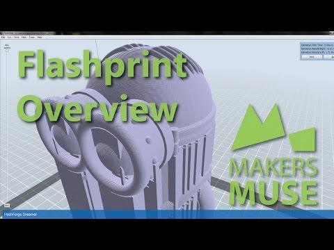 FlashForge FlashPrint - 3D Printing Software | Dream 3D