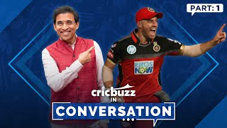 Cricbuzz In Conversation Ft. Ab De Villiers: Artist, Maverick, Genius