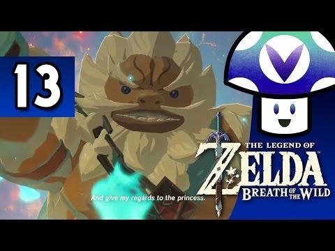 [Vinesauce] Vinny - Zelda: Breath of the Wild (part 13) + Art!
