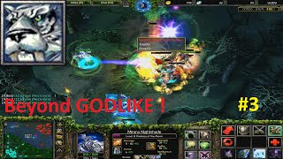 DotA 6.83d - Mirana Beyond GODLIKE ! #3